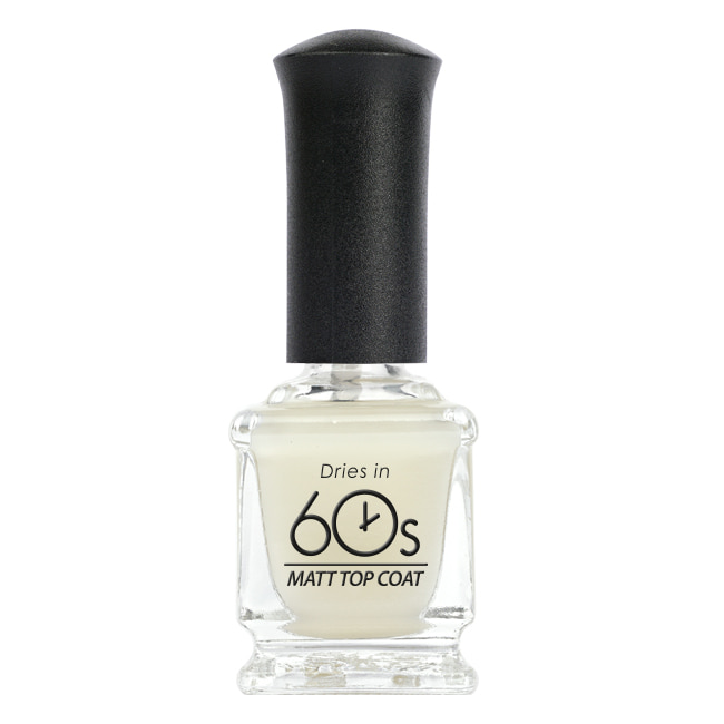 Korean [60 Seconds Nail Polish]Matt Top Coat